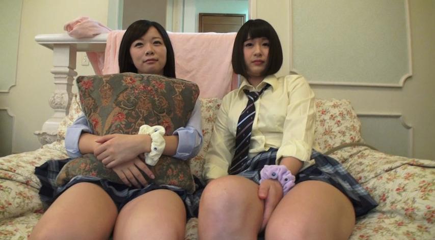 女子高生二人