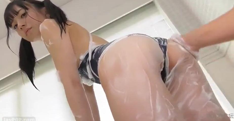 七沢みあ JK スク水